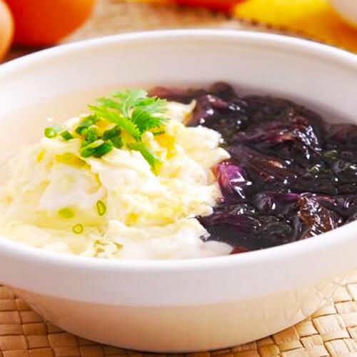 紫菜粉丝汤