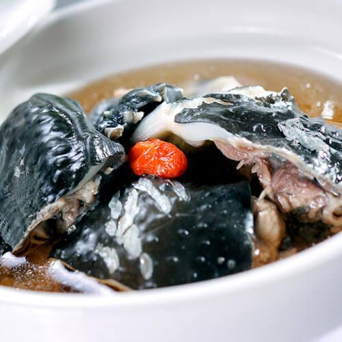 美味的甲鱼汤的做法