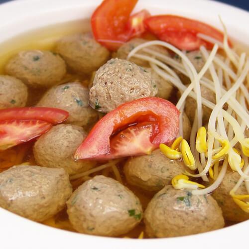 青菜园子汤