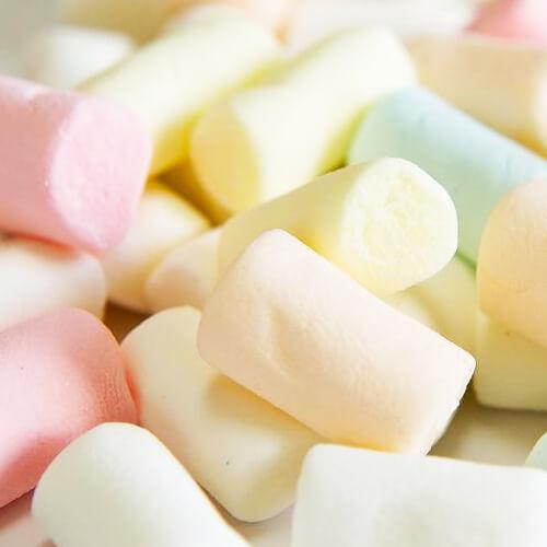 美美的草莓棉花糖
