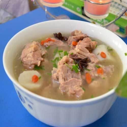 DIY一品蛤蜊排骨汤