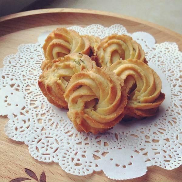 葱香曲奇饼