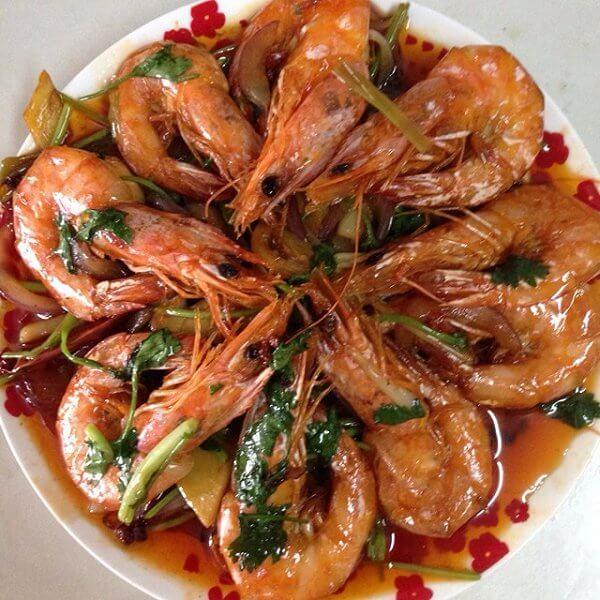 美味香辣虾的做法