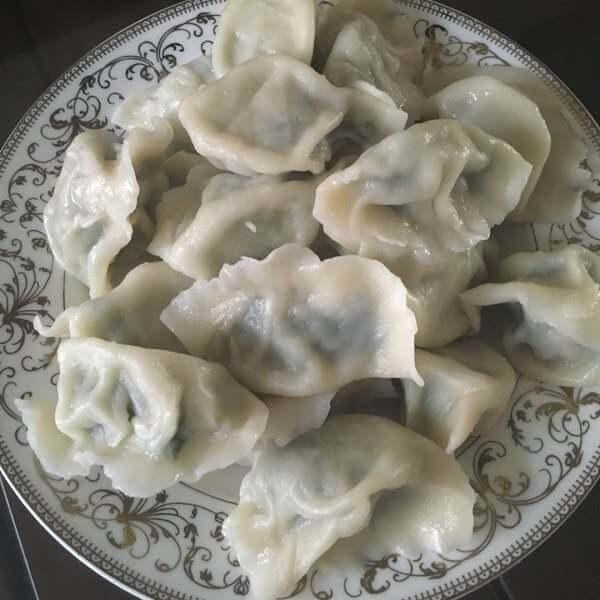 韭菜鲅鱼饺