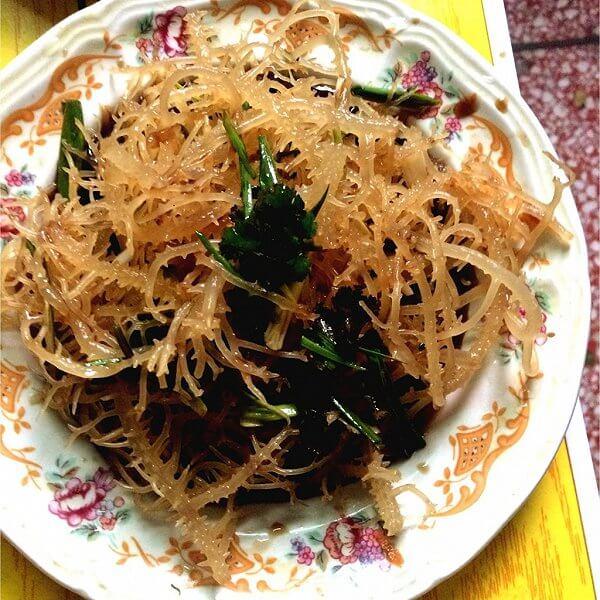 凉拌蚂蚁菜