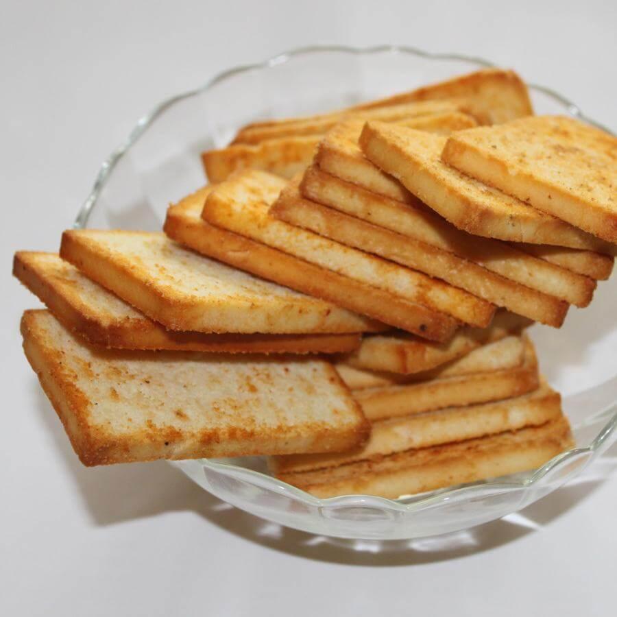 秘制五香烤馍片