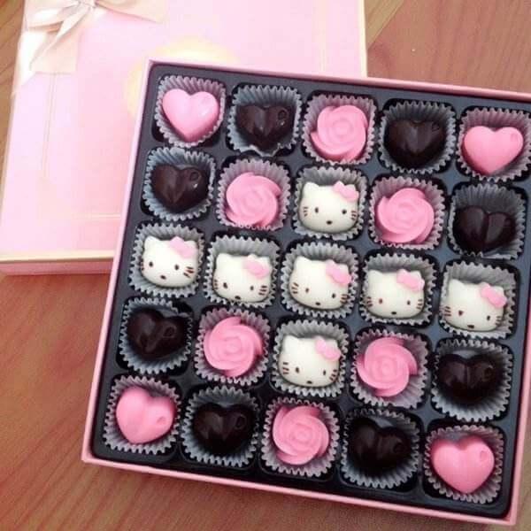 手工巧克力长盒