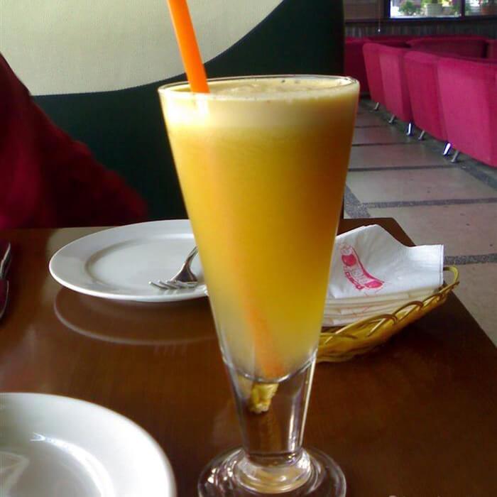 红枣苹果奶汁