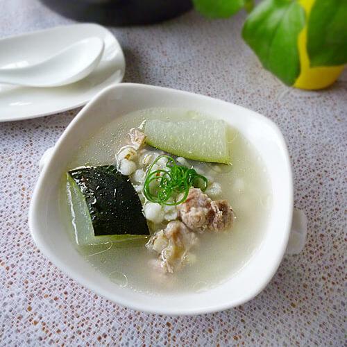 薏米冬瓜汤