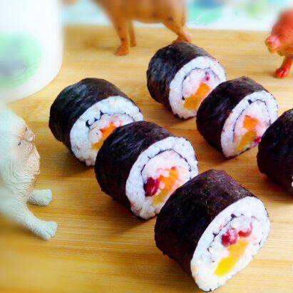 芝香红豆寿司
