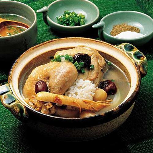火龙花益气鸡汤