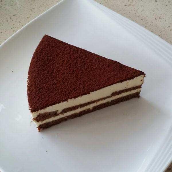 奶油巧克力海绵蛋糕
