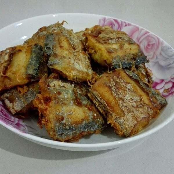 妈妈做的酥脆带鱼
