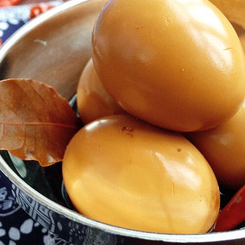 【首发】油豆腐卤蛋