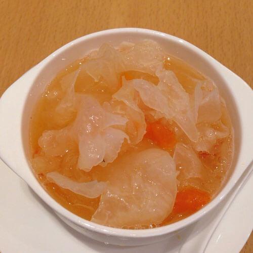 四红木瓜汤