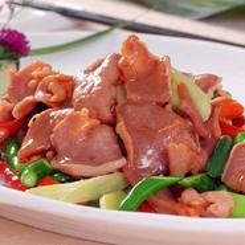 西洋菜滚猪肉