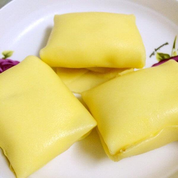 美美厨房之芒果班戟