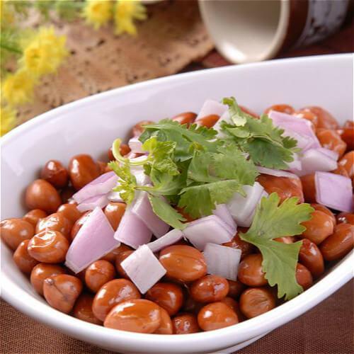 醋泡黄豆的做法