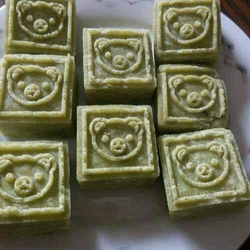 自制绿豆糕(简单版)