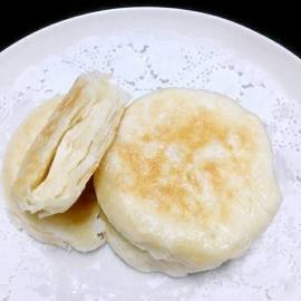 芝麻薄香小糖饼