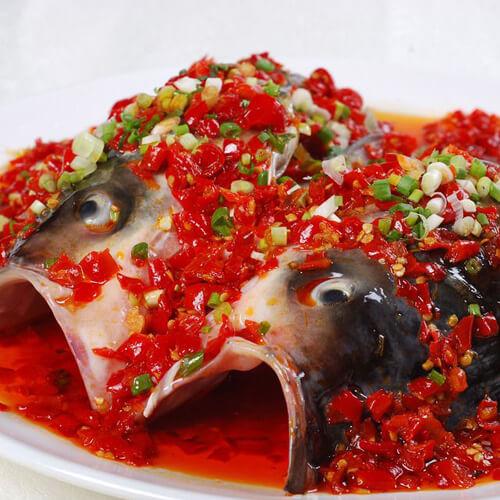 DIY-酱椒鱼头