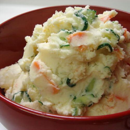 家庭版芥味土豆沙拉