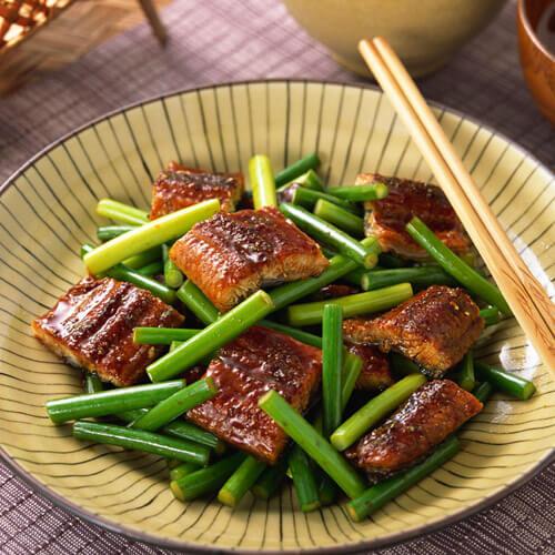 农家椒香炒带鱼
