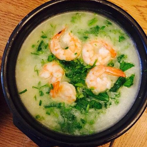 易做的砂锅虾粥