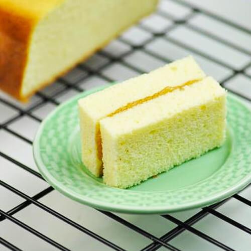 面包机版蛋糕