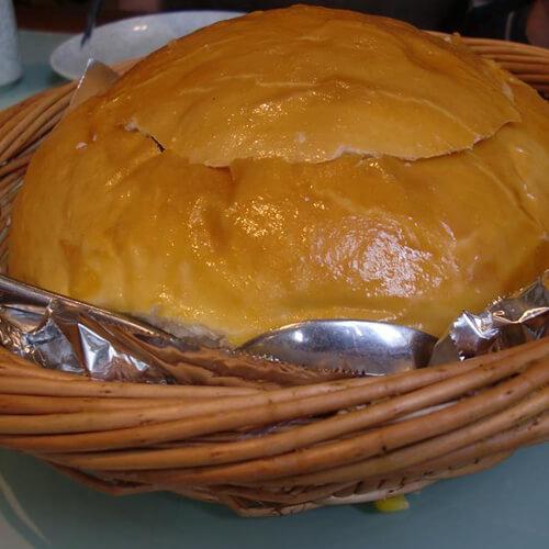 团团圆圆面包鸡