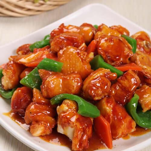 土豆红烧鸡块的家常做法