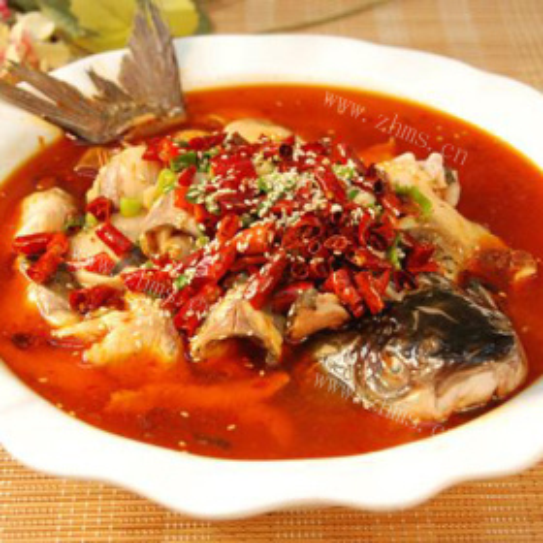 罗非鱼炖嫩豆腐