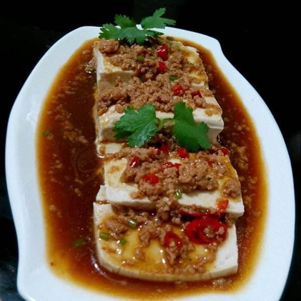 易做的酿水豆腐