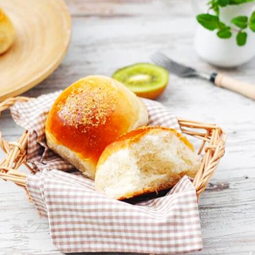 【经典美食】中种北海道小餐包