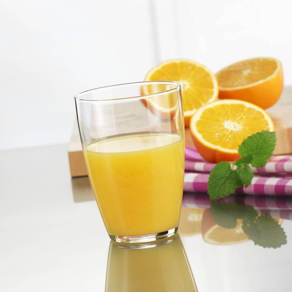 DIY-鲜果橙汁