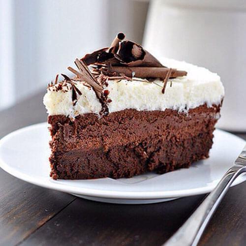 香甜可口的面包机版蛋糕