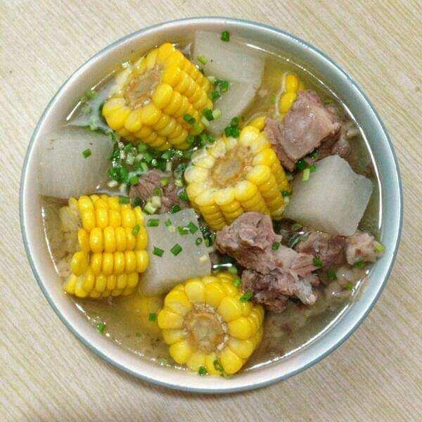【首发】玉米猪排粉