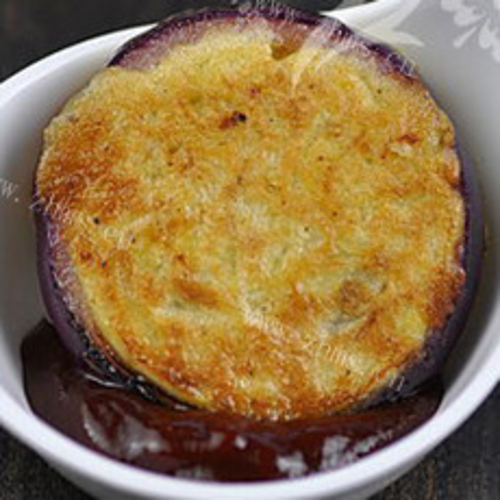 家庭版土豆洋葱煎饼