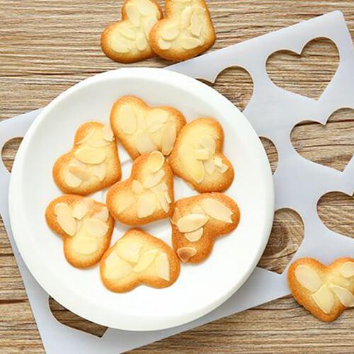 樱花瓦片饼干