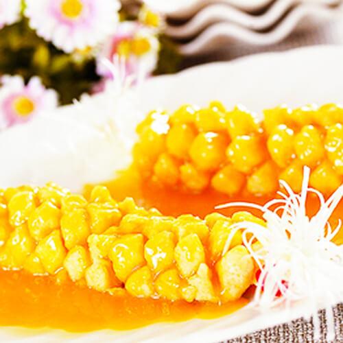 烧汁菠萝鱼的做法
