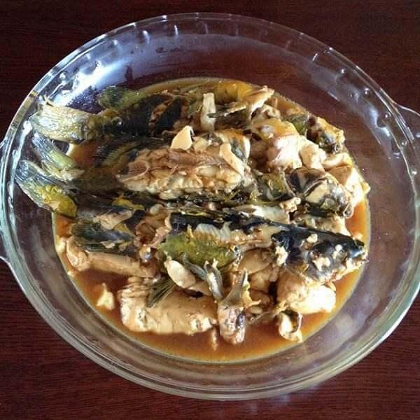 水煮昂刺鱼