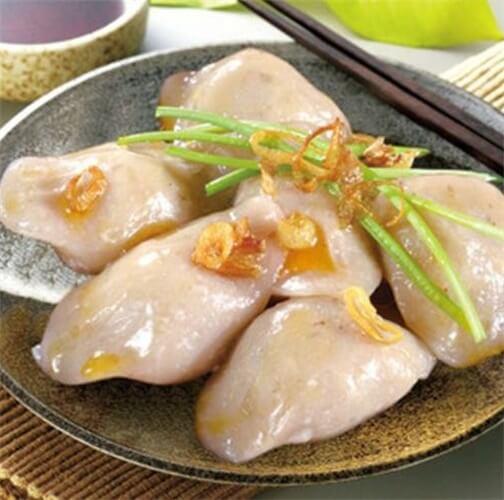 喷香的小吃—芋饺