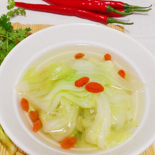 家常版—开水白菜