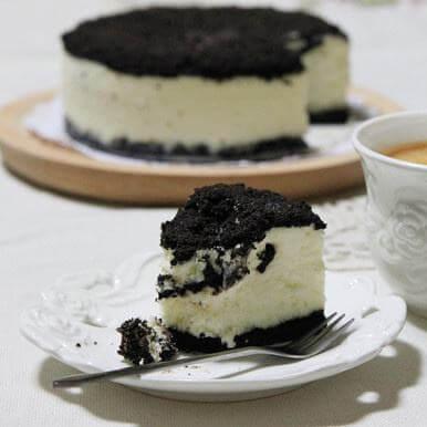 奥利奥芝士蛋糕