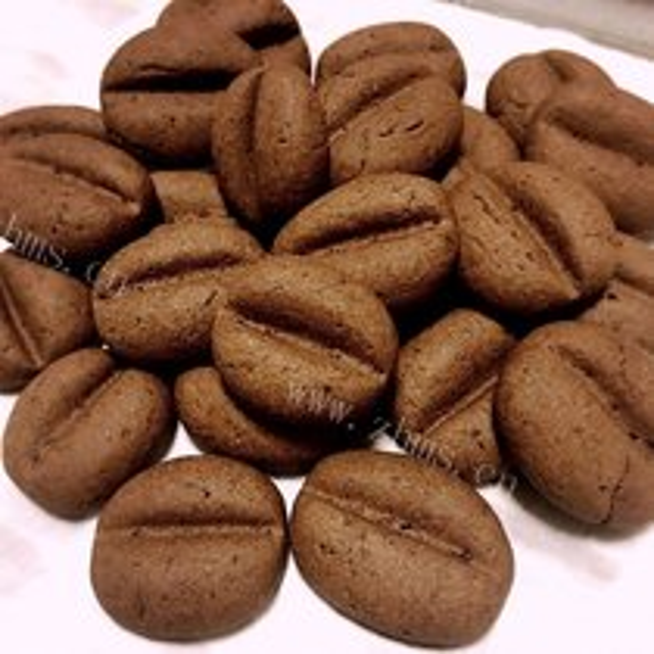糖浆咖啡饼干