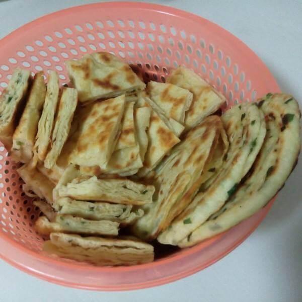 葱油千层酥饼