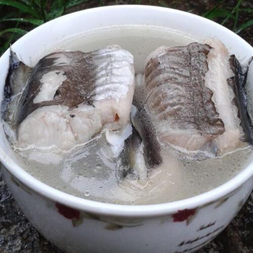鲜鳗鱼汤(简单版)