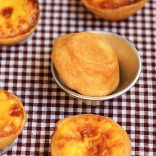 苹果葡式蛋挞