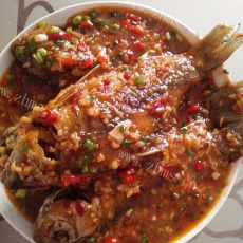 红烧豆瓣鱼