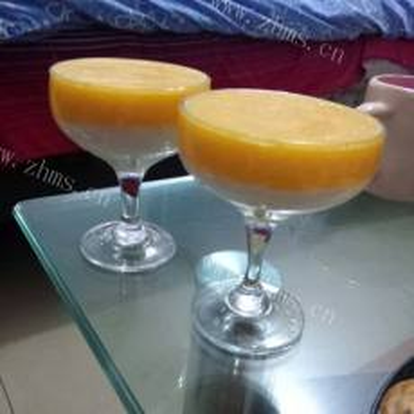 (懒人版)鲜橙苹果汁